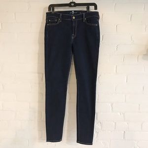 7 for All Mankind the SKINNY size 29